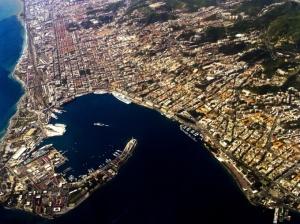 Falce del porto