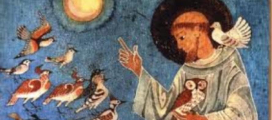 """MESSINA – """"Il Cantico di frate Sole"""", incontro con il francescano fra Felice Cangelosi nella Biblioteca dei Cappuccini"""