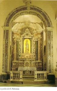 Cappella di S. Febronia