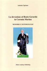 Libro sul B. Gerardo