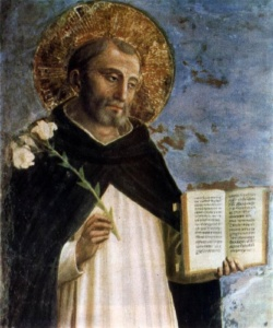 S. Domenico e giglio °