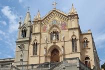 MESSINA – La Festa della Madonna di Pompei, 8 maggio 2017, quest'anno coincide col Centenario di elevazione a Parrocchia della chiesa Santa Maria di Pompei