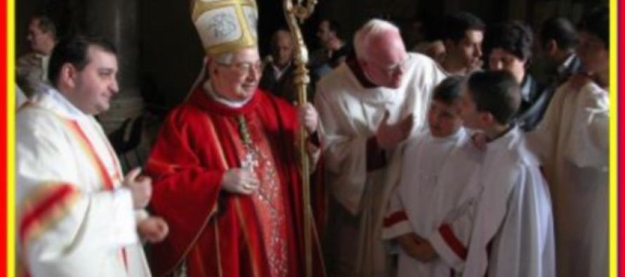 MESSINA – Un devoto ricordo di Mons. Francesco Sgalambro, vescovo emerito di Cefalù (di Anastasio Majolino)