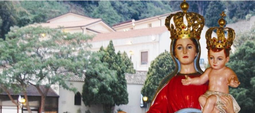 MESSINA – Celebrata la Festività della Madonna della Guardia nel santuario dove concluse la sua vita Sant'Annibale Maria Di Francia
