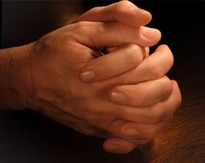 Mani in preghiera 2 °