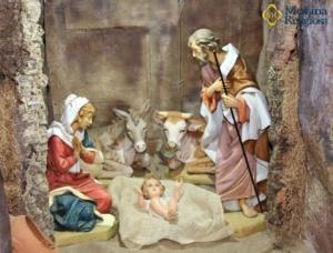 Natività nella parrocchia di S. Nicolò di Messina