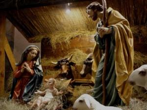 Presepe Basilica S. Pietro