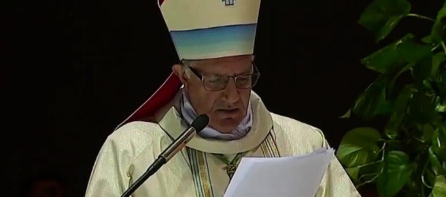 MESSINA – L'insediamento del nuovo Arcivescovo Giovanni Accolla avverrà sabato 7 gennaio