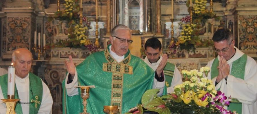 MESSINA – L'arcivescovo Giovanni Accolla da gennaio alla guida dell'arcidiocesi -Tra sogno e realtà: Chiesa testimonianza viva di comunione