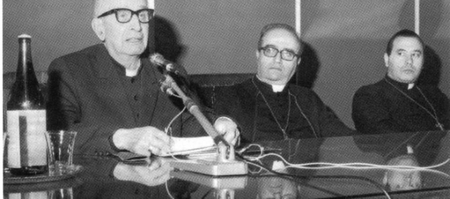 ROMA – Celebrazioni per La Ricorrenza Del 150° anniversario della nascita dell'Azione Cattolica Italiana