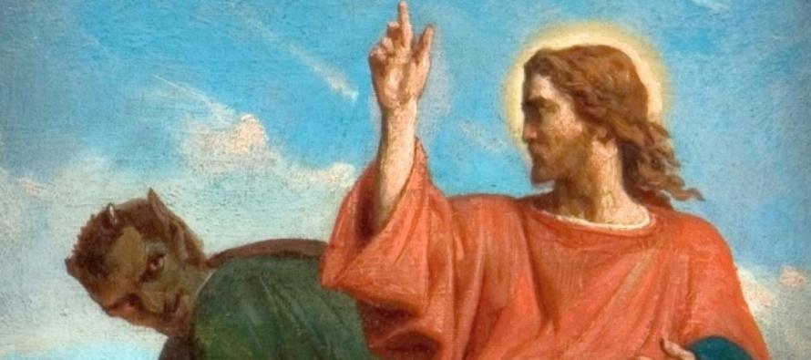 """Eventi sconvolgenti e presenza del """"Maligno"""" nel mondo."""