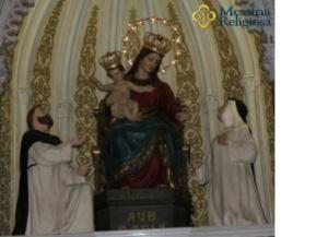 Madonna Pompei ° Copia
