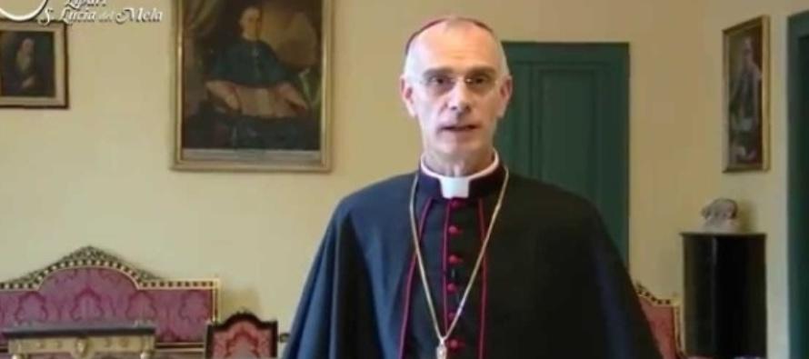 ROMA – Mons. Antonino Raspanti, Vescovo di Acireale, eletto vicepresidente della CEI per il Sud Italia
