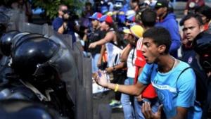 venezuela-riots °