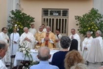 MESSINA – Celebrato il 60° di ordinazione sacerdotale di mons. Vincenzo D'Arrigo, parroco dell'Annunziata sempre dedito al bene delle anime a lui affidate