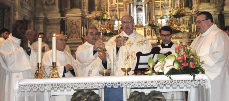 "MESSINA – Montevergine, celebrato solennemente il 533° ""Dies Natalis"" di Santa Eustochia Smeralda"