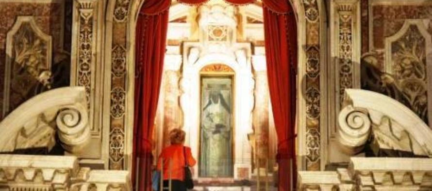 MESSINA – 30° canonizzazione S. Eustochia: la Peregrinatio della reliquia della Santa prosegue nel suo percorso di devozione e preghiera