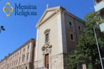 MESSINA – Montevergine, Iniziazione di Chiara e Cinzia: particolari del rito francescano di vestizione e taglio dei capelli
