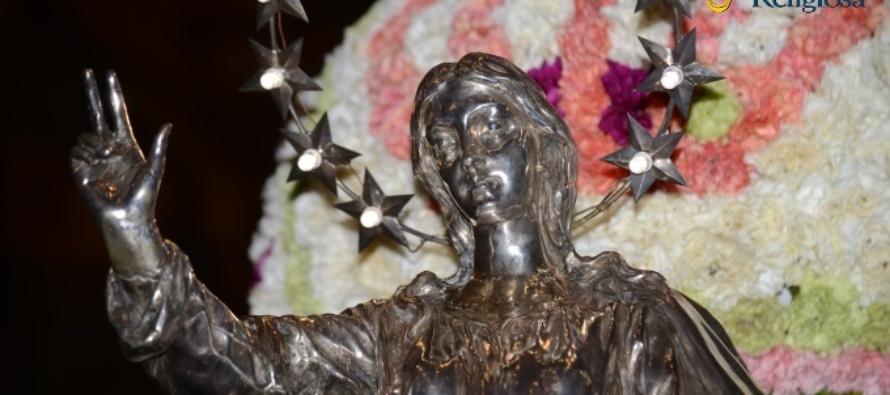 MESSINA – Celebrata la Festività della Madonna della Lettera, presieduta dal Cardinale Francesco Montenegro
