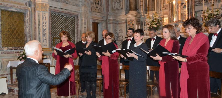 """MESSINA – Concerto di polifonia del Coro """"Gaudemus in Domino"""""""