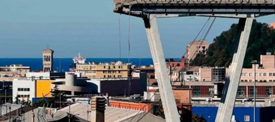 """Crollo ponte Morandi. Cardinale Bagnasco: """"Genova, ferita da questa tragedia, ne uscirà consolidata nello spirito di solidarietà"""""""