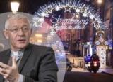 """Attentato di Strasburgo. L'arcivescovo Luc Ravel: """"la città attaccata perché ritenuta simbolica del Natale e dell'Europa""""."""