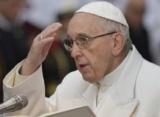 """La preghiera del Papa per l'Immacolata: """"Vicina a famiglie che soffrono indifferenza, rifiuto, disprezzo""""."""