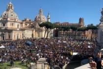La manifestazione degli studenti in assonanza col Movimento internazionale per la salvaguardia del pianeta. Pastorale Sociale concorde sul messaggio dei giovani