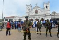 """Attentati in Sri Lanka. Papa Francesco: """"Tristezza, dolore e affettuosa vicinanza alla comunità colpita nel giorno di Pasqua"""""""