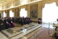 """Papa Francesco: a Centri vocazioni d'Europa, """"Il lavoro per le vocazioni non è proselitismo"""". """"Capire il linguaggio dei giovani"""""""