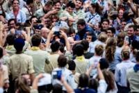 """Il Papa agli Scout: """"La libertà si conquista in cammino con gli altri. Mai soli"""". """"Date e vi sarà dato"""""""