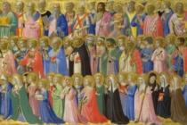 """OGNISSANTI. Papa Francesco: santità è """"risposta al dono di Dio"""", i santi """"persone che hanno vissuto con i piedi per terra"""""""