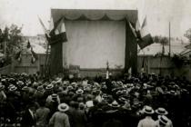 """""""Ridestiamo l'identità'"""", ricordando i campioni di messinesità: sapevate che l'inventore del cinema sonoro è un nostro concittadino?"""