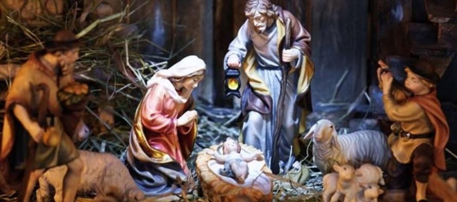 """Papa Francesco a Greccio ribadisce il valore del Presepe: """"E' come un Vangelo vivo"""""""
