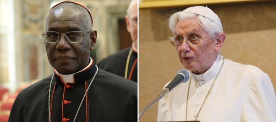 """Celibato sacerdotale. """"Benedetto XVI ha preso le distanze dalla paternità del libro sul sacerdozio"""". """"È stato un malinteso"""""""