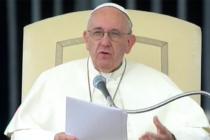 """Per la Settimana Santa. Papa Francesco in videomessaggio: """"Ho nel cuore tutte le famiglie italiane"""""""