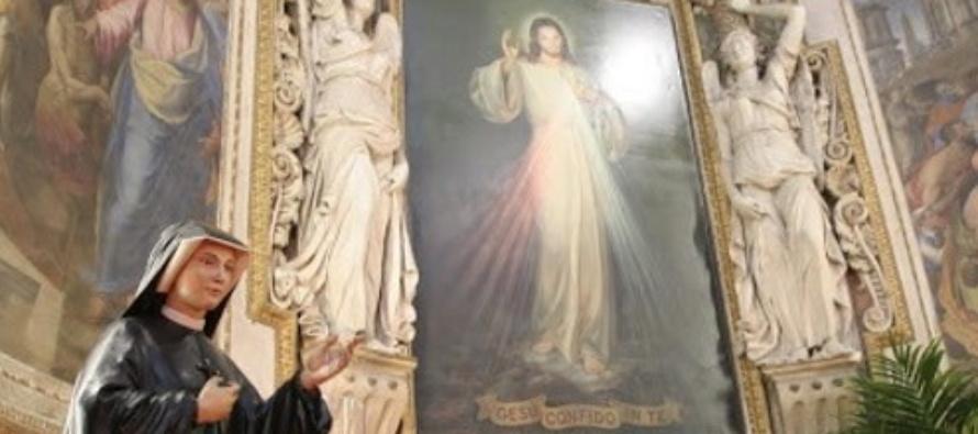 Festa della Divina Misericordia: Il Papa celebrerà la Santa Messa nella chiesa di Santo Spirito in Sassia