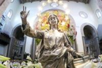 Messina –  Coronavirus: l'Arcivescovo Accolla, il Sindaco De Luca e il Prefetto Librizzi affidano la città alla Madonna della Lettera