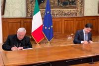 Messe con i fedeli: firmato il Protocollo Cei-Governo per ripresa celebrazioni, dal 18 maggio si torna in chiesa
