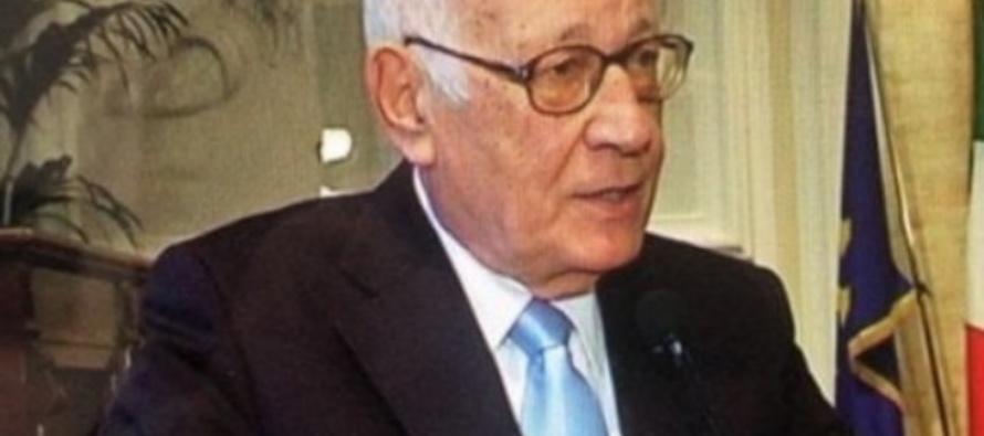 Messina – Giornalismo in lutto: l'addio a Nino Calarco, per 44 anni direttore della Gazzetta del Sud