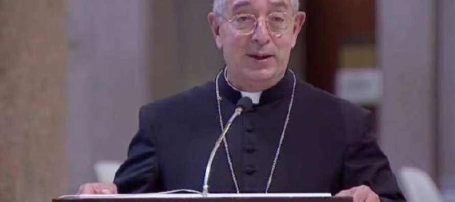 """Chiesa dal """"volto gentile"""", il Card. De Donatis ai presbiteri: """"Amore di amicizia per superare divisioni"""""""