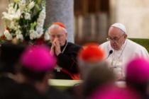 Bassetti in terapia intensiva, Papa Francesco telefona a Perugia per avere notizie del Cardinale