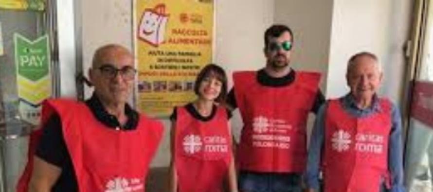 Povertà e Coronavirus, Caritas Roma: incremento del 600% di aiuti alimentari, 35% nuovi poveri