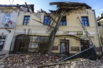Terremoto in Croazia, Papa Francesco prega per le vittime. La Cei stanzia 500 mila euro dall'8xmille.