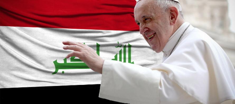 """il Papa in Iraq: """"il terrorismo non prevarrà mai"""", perché """"l'ultima parola appartiene a Dio"""""""