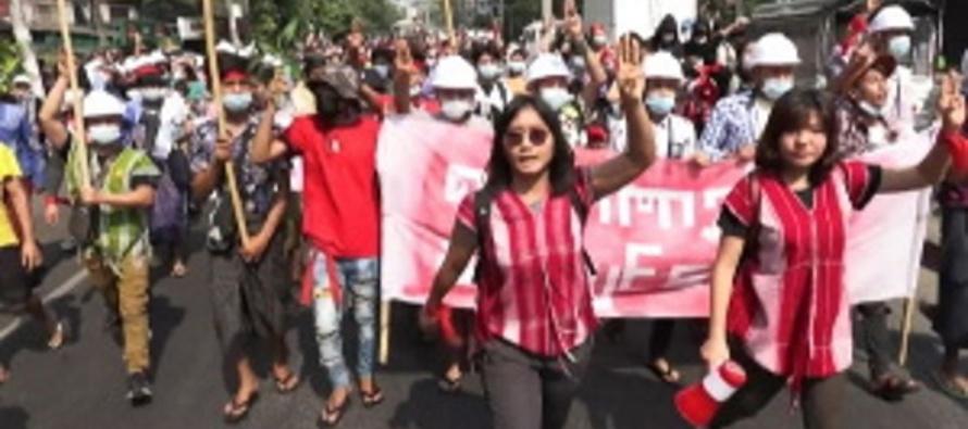 """Padre Celso Ba Shwe: """"aiutateci, molte città in Myanmar stanno diventando campi di sterminio"""""""