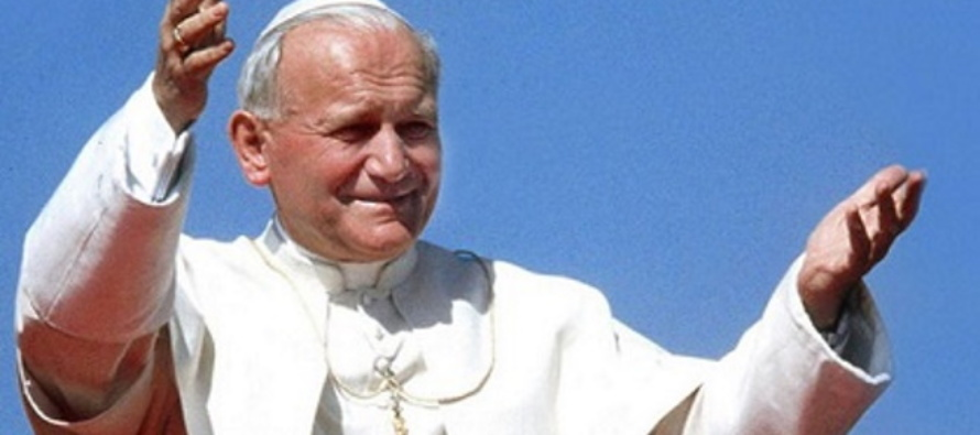 """Nel ricordo del grande Papa, Giovanni Paolo II: """"Vincere è sfruttare bene i talenti che Dio ci ha dato"""""""
