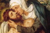 """Sabato Santo: """"nell'Ora della Madre, ai piedi di Maria unita al Figlio nel dolore e nell'offerta"""""""