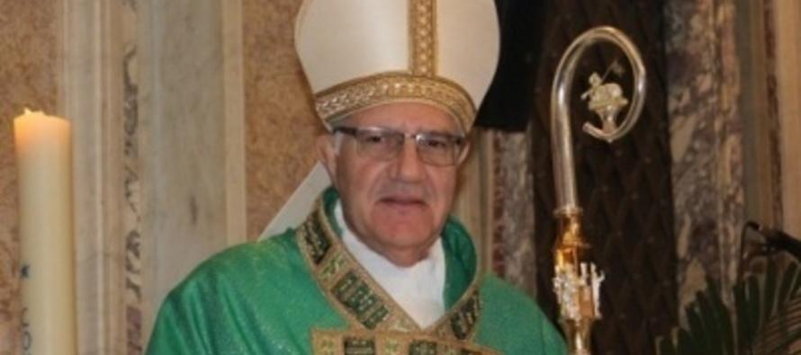 Messina, l'arcivescovo Accolla positivo al Covid-19, normali le sue condizioni