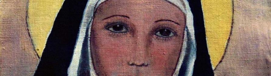 """MESSINA – Montevergine, il miracolo di S. Eustochia in """"osservanza"""" all'abbadessa del monastero"""
